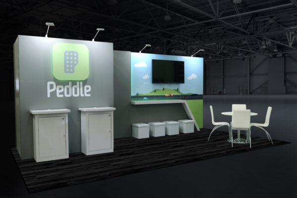 Peddle 10 x 20 - ARA Expo 2017 Dallas, TX
