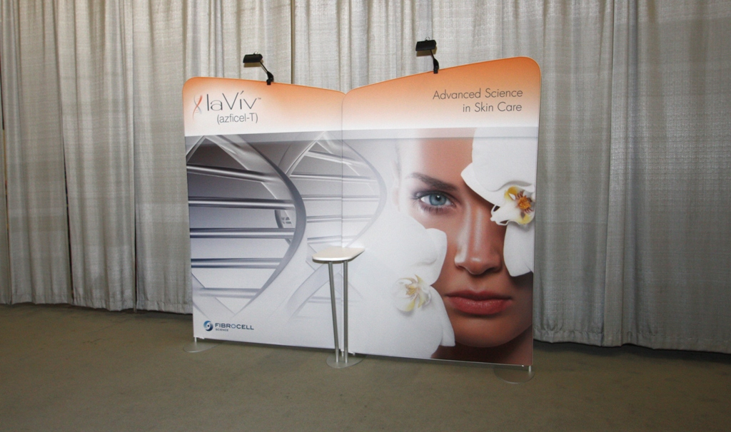 Expo Tension Fabric Display