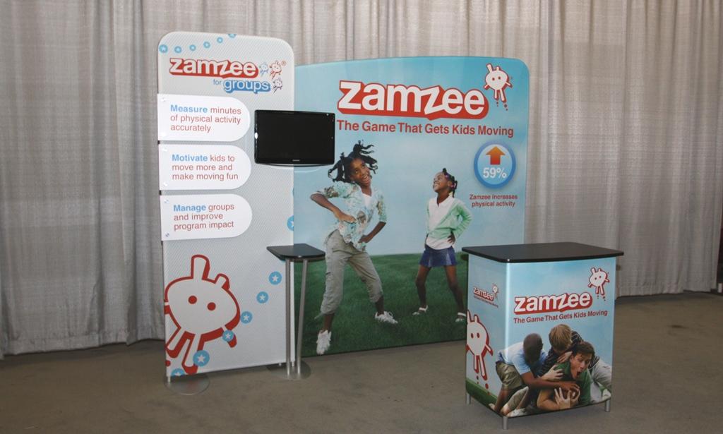 Lightweight Portable Trade Show Booths