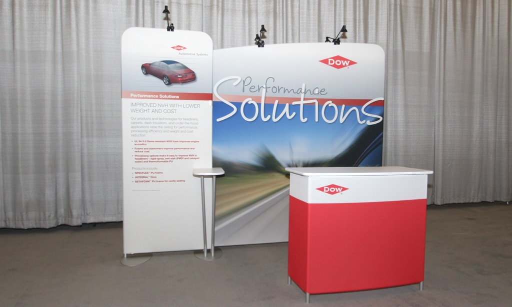 Lightweight Portable Trade Show Exhibits