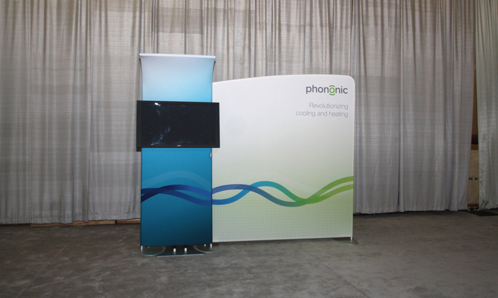 Fabric Trade Show Booth