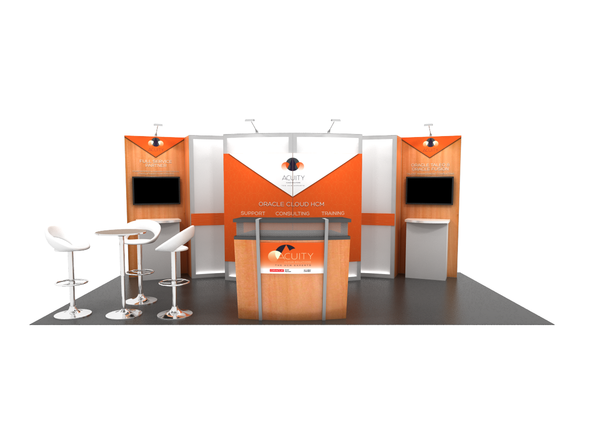 ACUITY Trade Show Display Rentals
