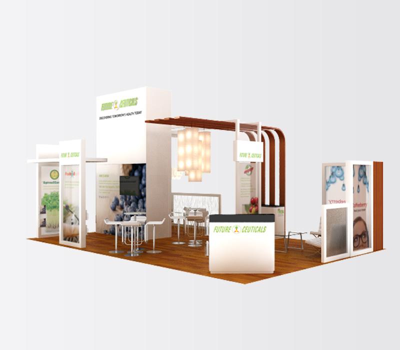 Exhibit Design Ideas - Trade Show Booth Ideas | Portfolio