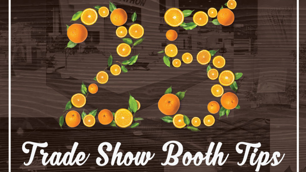 25 Trade Show Display Tips