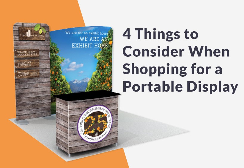 4 Things Shopping for Portable Display