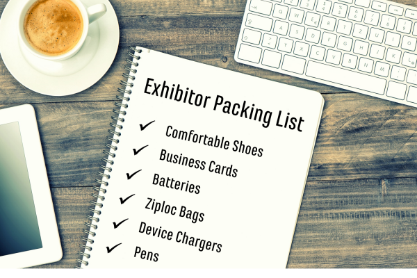 Exhibitor Packing List
