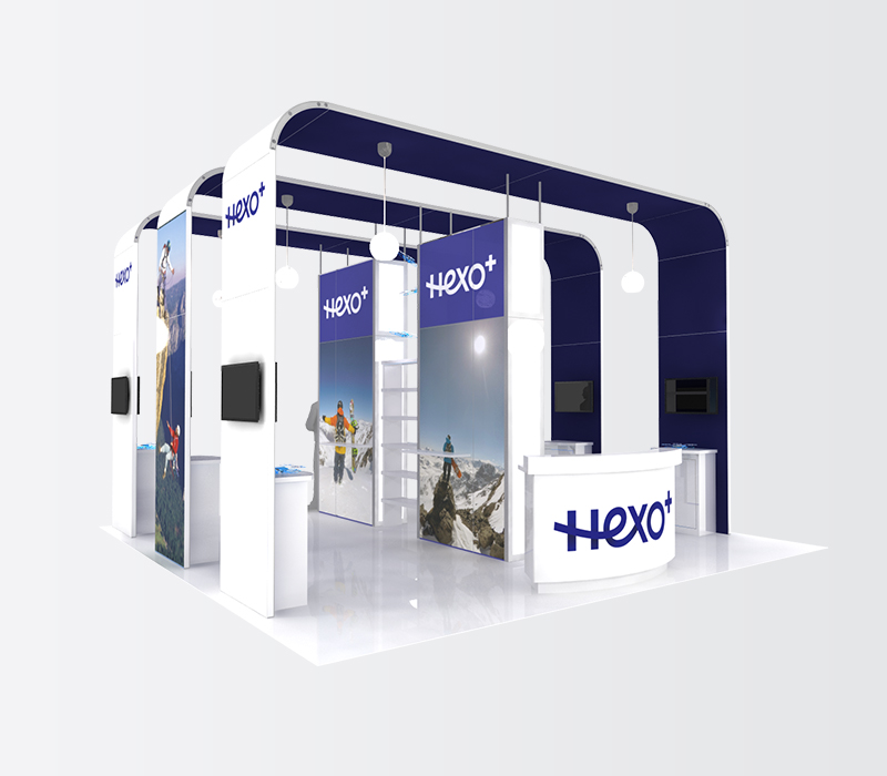 Austin Trade Show Booth Rentals