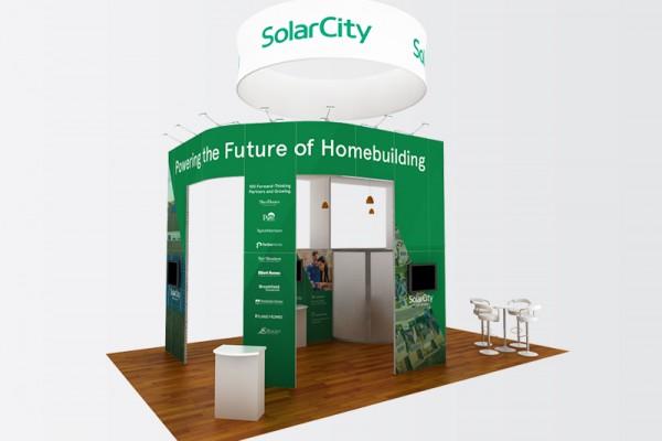 SolarCity 20 x 30