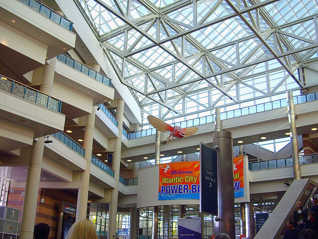 Atlantic City Trade Show Booth Rentals