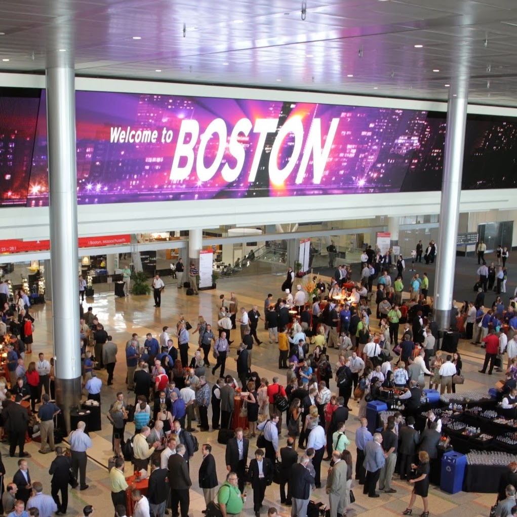 Boston Trade Show Booth Rentals