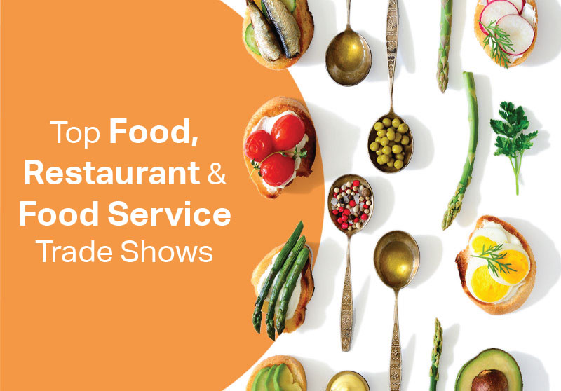 Food service industry expo rental