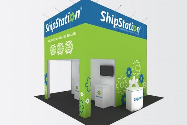 ShipStation 20 x 20