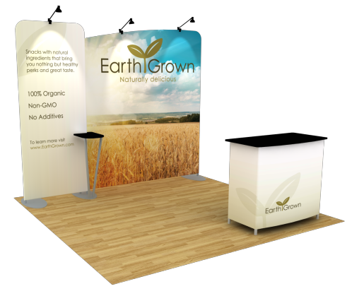 Natural Products Expo Trade Show Displays