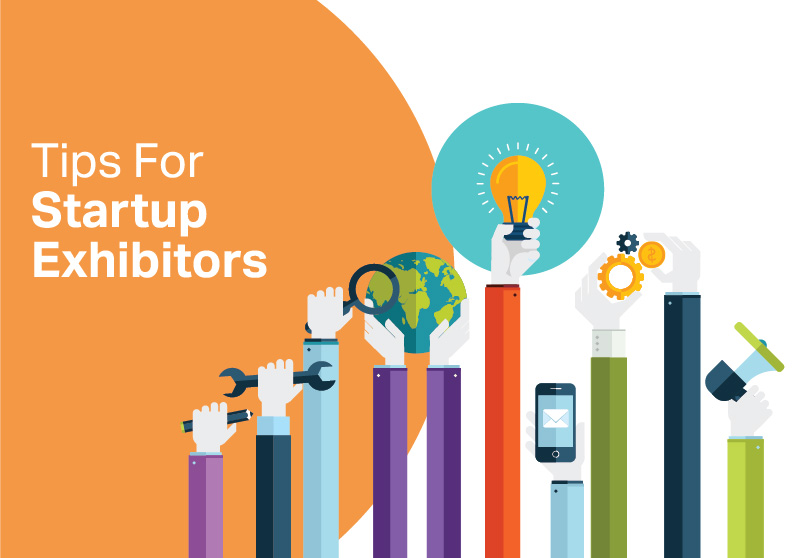 Tips for Startup Exhibitors