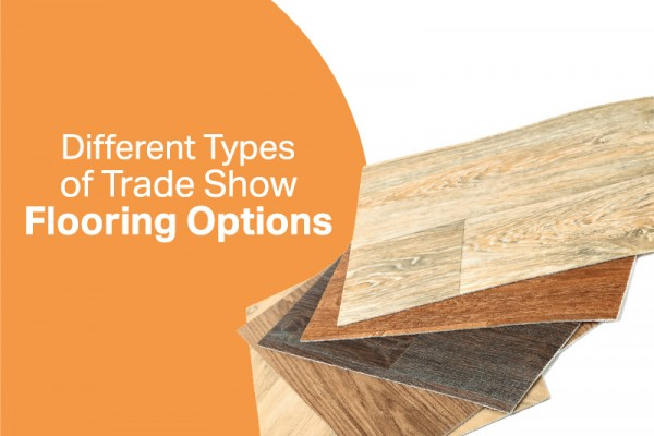 Different Types of Trade Show Flooring Options