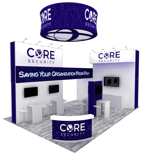 Security Trade Show Booths