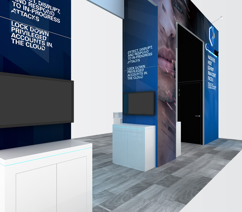 Custom 20x30 Trade Show Booths