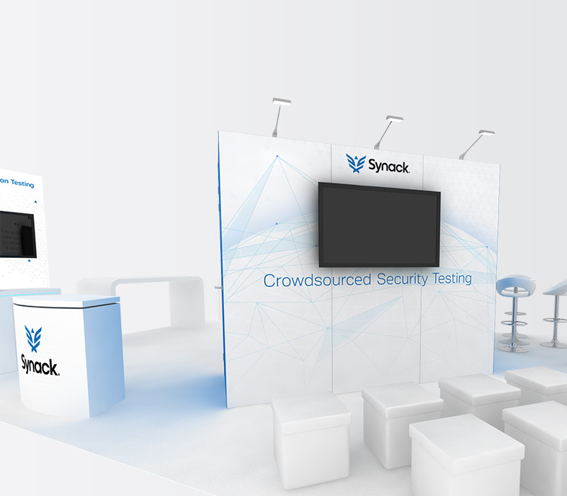 Custom 20x30 Trade Show Display