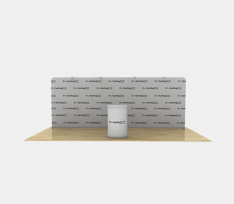 20x8 Straight Portable Display