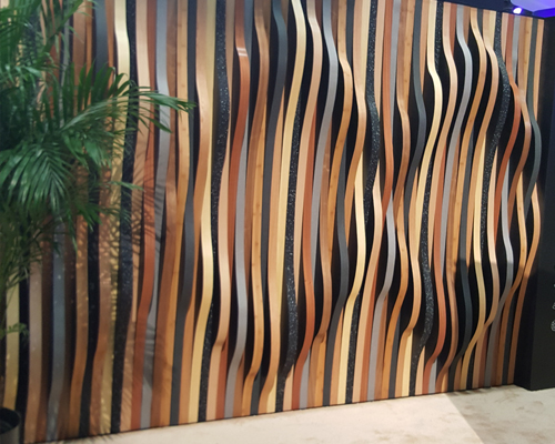 2017 CES Natural Texture Ideas