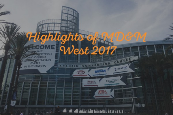 Highlights of MD&M West 2017 trade show exhibit designs