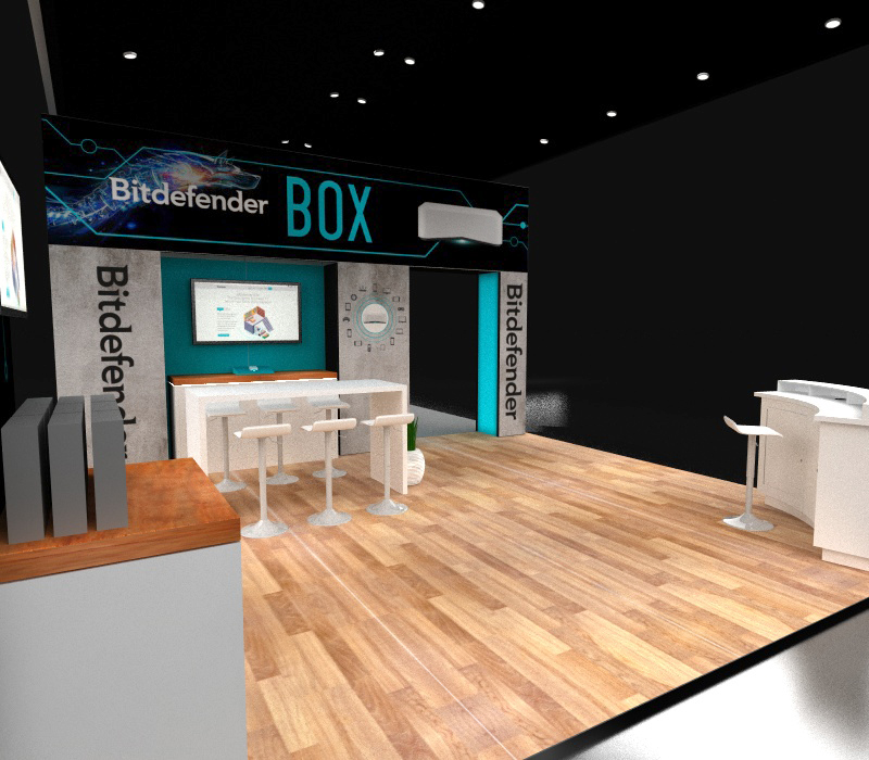 Custom Trade Show Exhibit Design Ideas