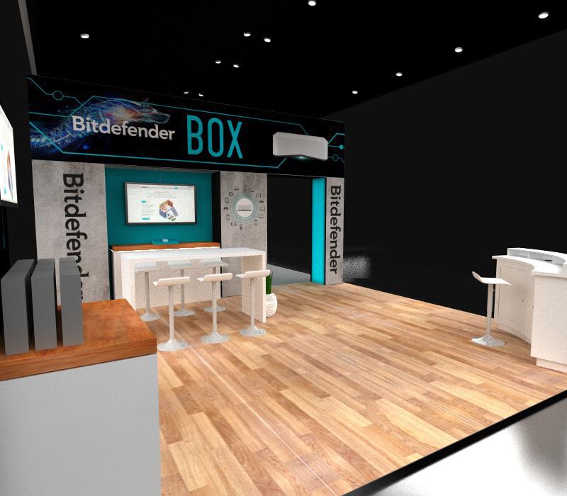 Custom Trade Show Exhibit Design Ideas