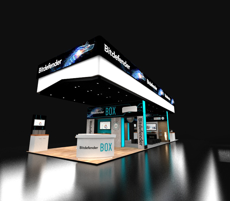 Custom Trade Show Display Design Ideas