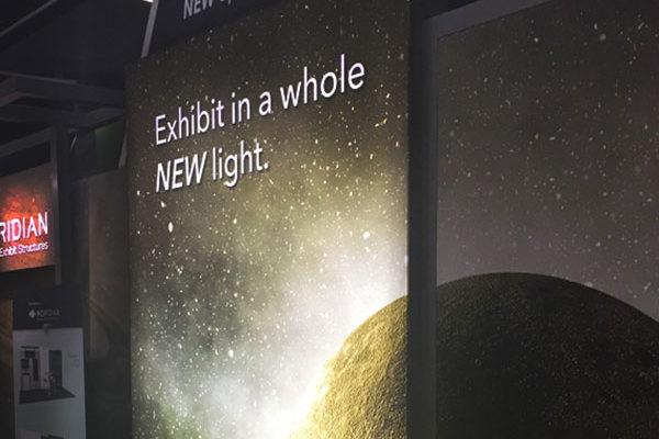 Galaxy Lightbox Solid Frame