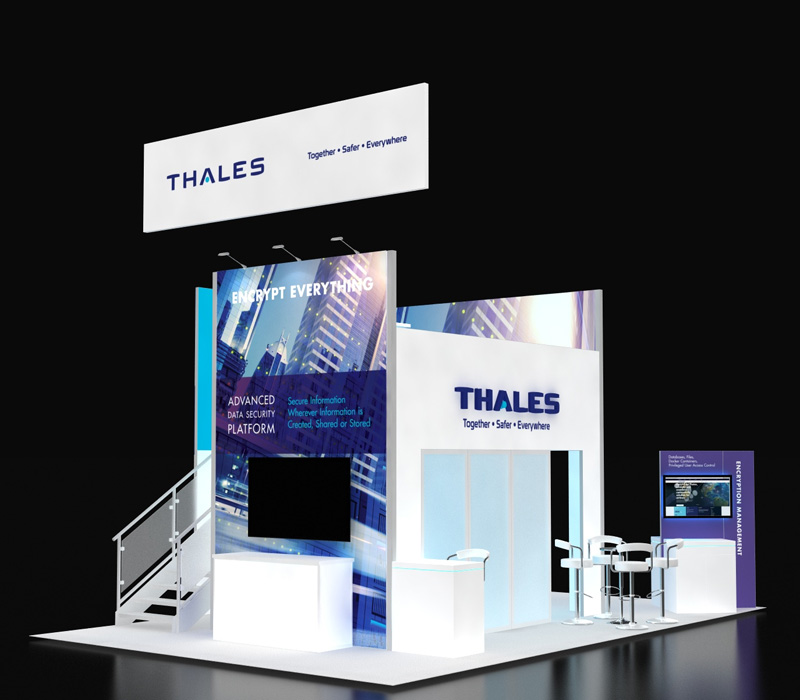 Double Deck Booth