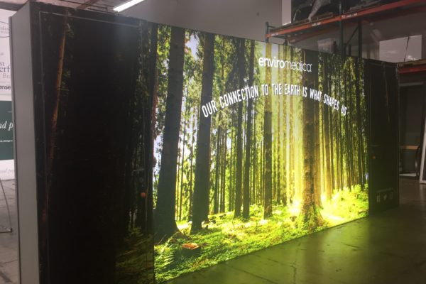 10x20 LED Lightbox Display