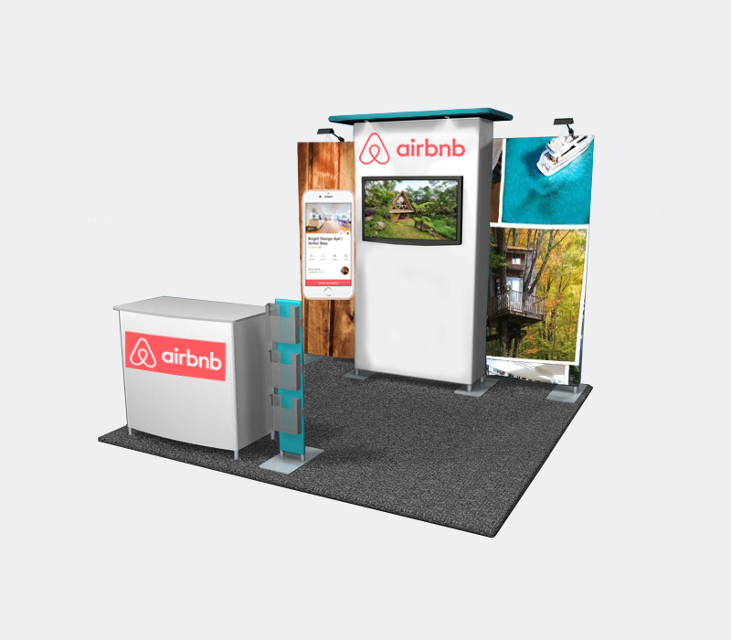 Pop Up Trade Show Booths