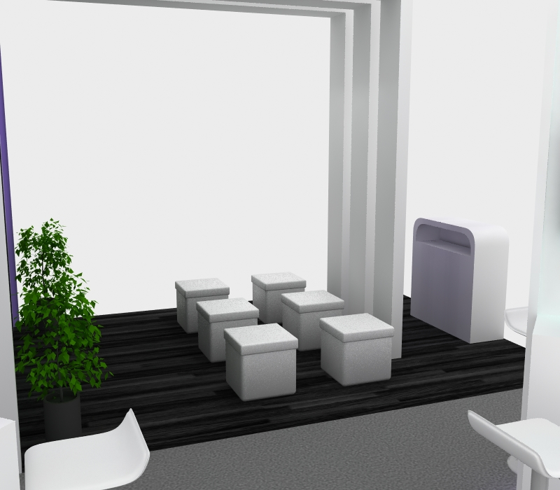 theater seating booth space
