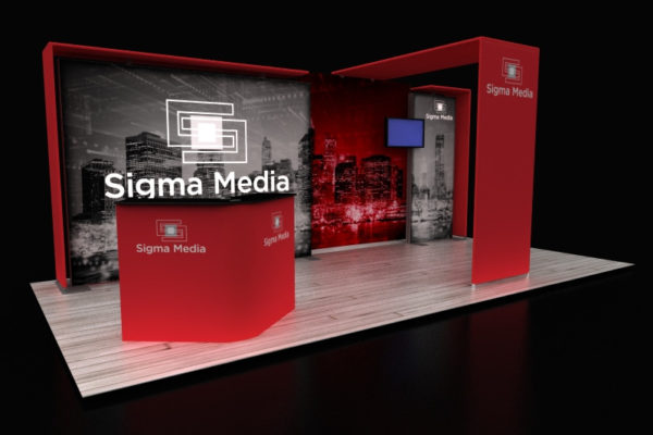 event lightbox booth