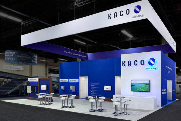 Our Exhibitor Online Award Nominated Exhibit - KACO