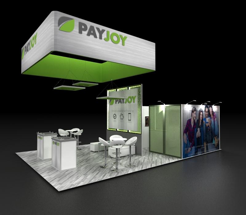 custom expo displays