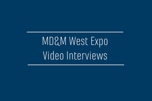 md&m west expo video interview case study