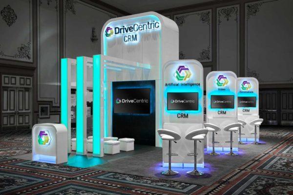 Digital Dealer Conference exhibit