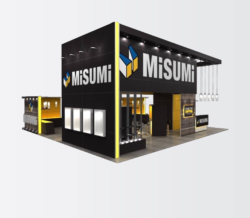 trade show custom displays