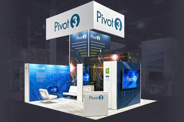 Pivot3 20 x 20 - ISC West 2017 Las Vegas