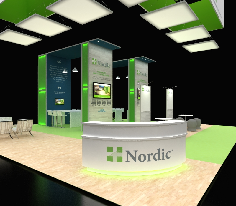 Nordic HIMSS Conference Case Study