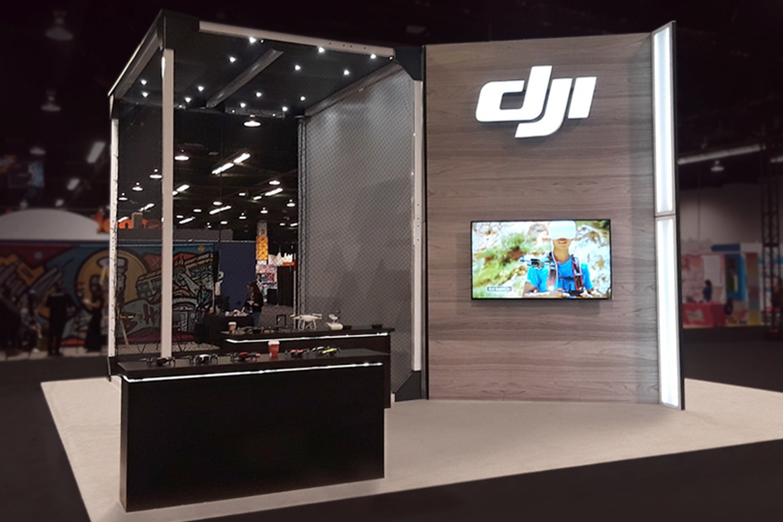 DJI VidCon Exhibit
