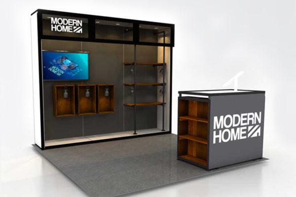 MODERN HOME 10 x 10