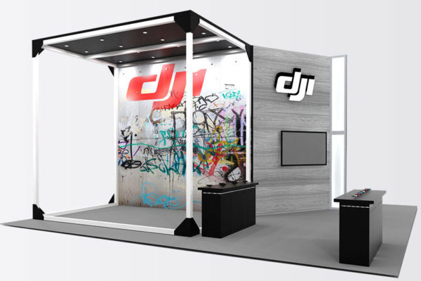 trade show display