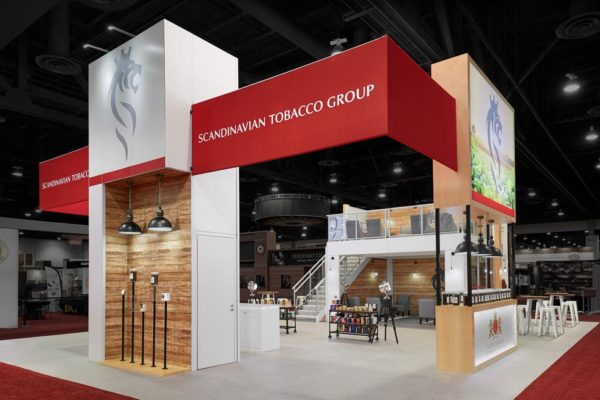Scandinavian Tobacco Group 40 x 50 - IPCPR 2018 Las Vegas