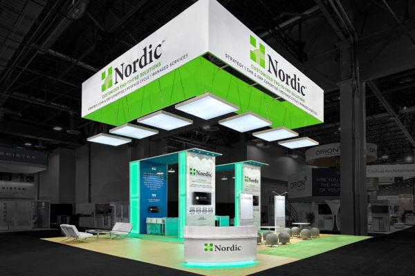 Nordic 40 x 40 - HIMSS 2018 Las Vegas