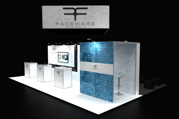 FACEWARE TECH 20 x 30