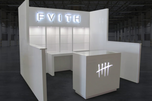 FVITH 10 x 10 - CosmoProf 2018 Las Vegas