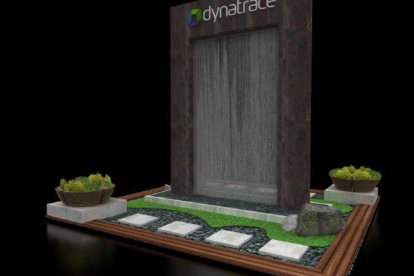 custom conceptual waterfall environment