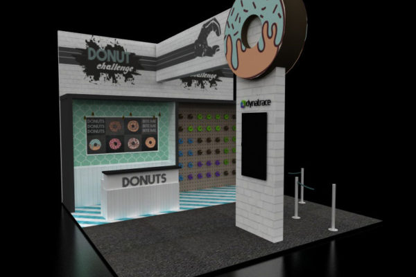 GO NUTS DONUTS CHALLENGE 20 x 20